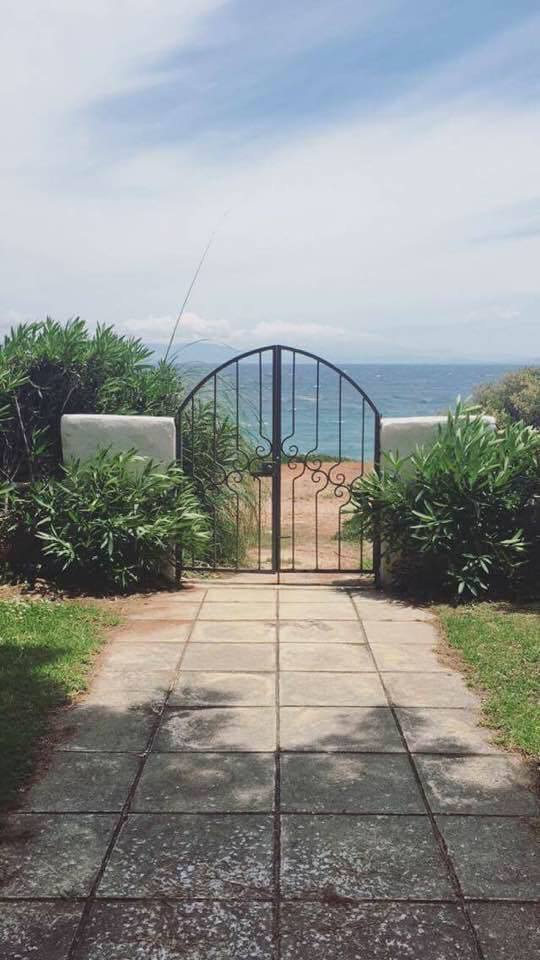 GATE TO PARADISE